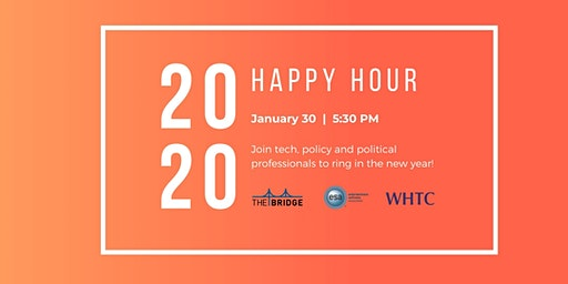 Tech, Policy, Politics Happy Hour