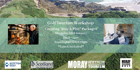 Moray Speyside Golf - Creating Stay & Play Packages tickets