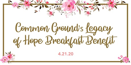 Legacy of Hope Breakfast Benefit | 2020 tickets