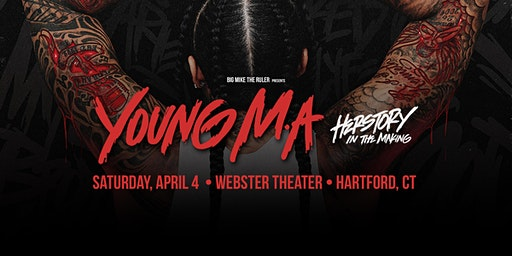 YOUNG M.A - HerStory In The Making Tour