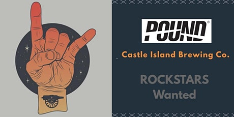 POUND & POUR - Castle Island Brewing Co. tickets