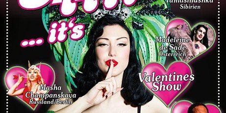 Burlesque Valentines Show Tickets