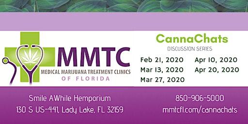 Cannachats with MMTC-Cannabis & Gastrointestinal Diseases