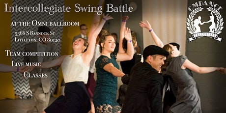 Intercollegiate Swing Battle 2020 tickets