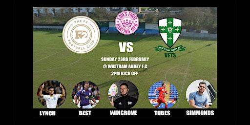 WAFC v F2FC  Kick off 2pm
