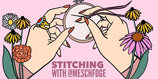 Murderino Stitching with Meschfoge