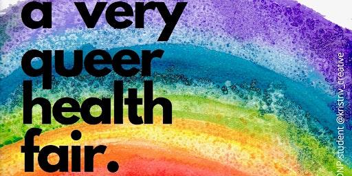 A Very Queer Health Fair