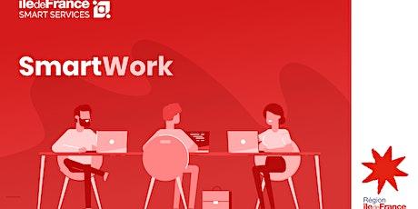 Lancement du smart service « Smart Work » billets