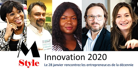 M-Style 2020 - La décennie des femmes et de l'innovation durable billets