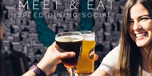 Eat & Meet - Speed Dining for Singles