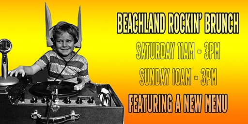 Beachland Rockin' Brunch with DJs Laura DeMarco & Maria Petkovic