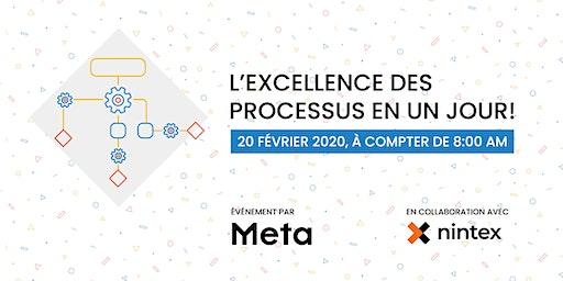 L'Excellence des Processus en un Jour, une collaboration Nintex
