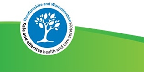 STP Mental Health Strategy - Follow-up Coproduction Session (Worcester) tickets