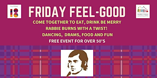 Friday Feel Good - over 50s Dance