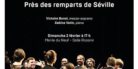 """Paris Mozart Orchestra """"Près des remparts de Séville"""" billets"""