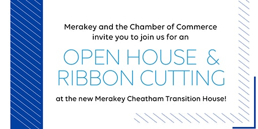 Cheatham House Ribbon Cutting and Open House