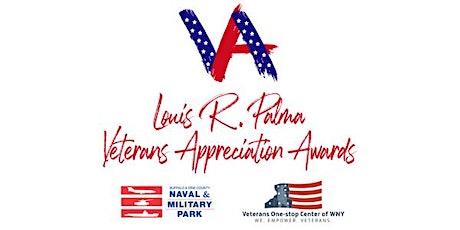 Louis R. Palma Veteran Appreciation Awards Brunch tickets