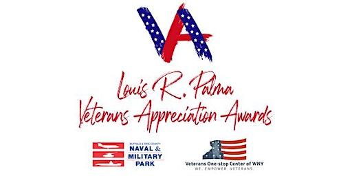 Louis R. Palma Veteran Appreciation Awards Brunch