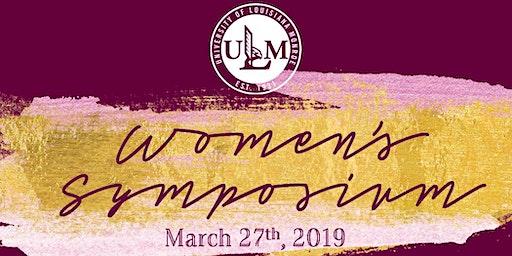 2020 ULM Women's Symposium
