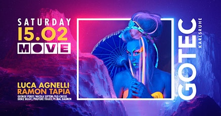 MOVE pres. Luca Agnelli & Ramon Tapia Tickets
