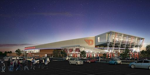 Tour of Newly Renovated University of Dayton Arena
