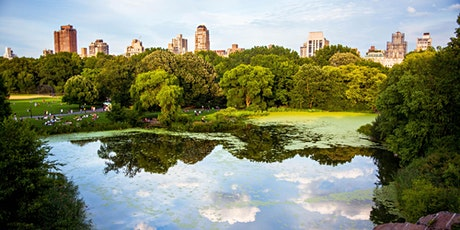 """Foraging in Central Park with AMC and """"Wild Man""""  Steve Brill tickets"""