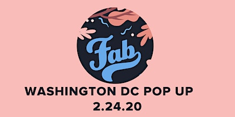 FAB DC Pop Up tickets
