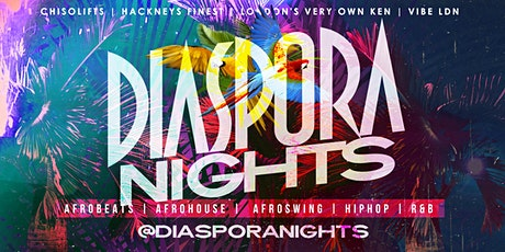 Diaspora Nights | FEBRUARY tickets