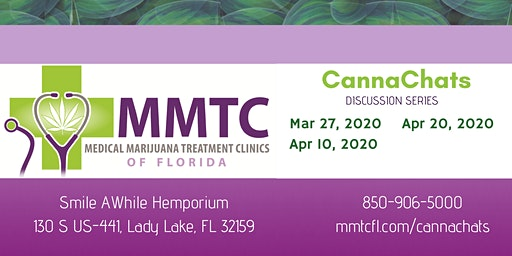 Cannachats with MMTC- Cannabis & Alzheimer's Disease