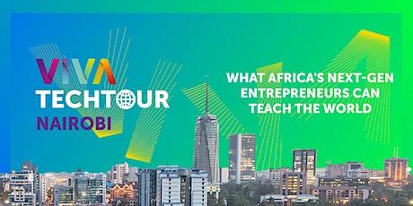 VivaTech Tour: What Africa's next-gen entrepreneurs can teach the world tickets