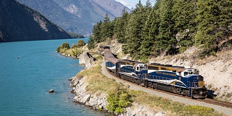 Rocky Mountaineer Info Session - Edmonton Kingsway tickets