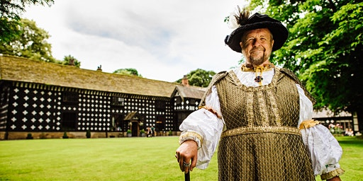 FREE Guided Tours with King Henry VIII