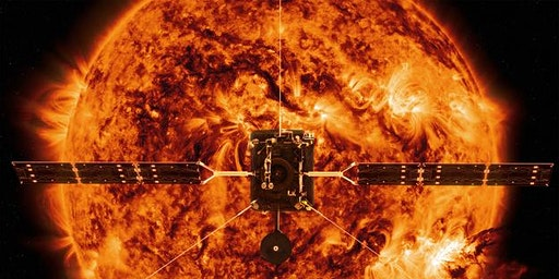 Solar Orbiter Launch Event