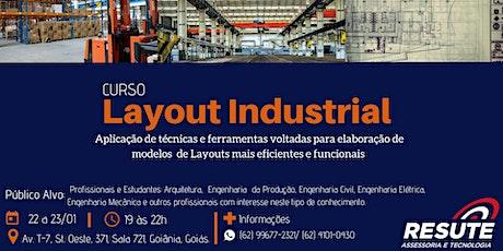 Layout Industrial ingressos