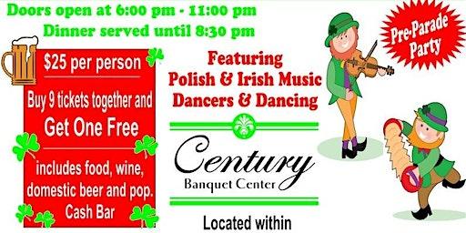 15th Annual St. Patrick & St. Joseph Party
