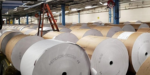 January Providence Journal Printing Plant Tour Subscribers Exclusive