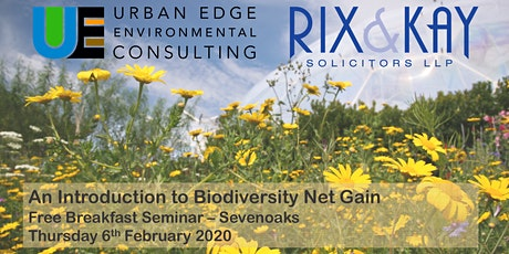 An Introduction to Biodiversity Net Gain - Free Seminar - Sevenoaks tickets