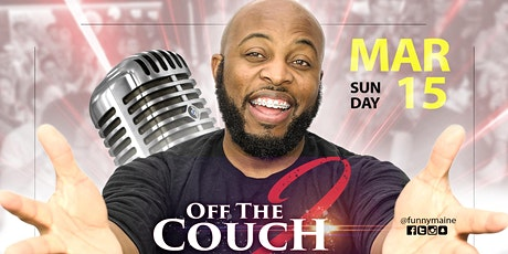 Funnymaine's Off the Couch 2 Tour - Live in Los Angeles tickets