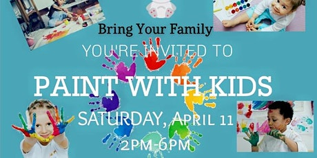 Paint With Kids tickets