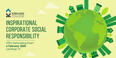 Inspirational CSR - HTEA Networking Event tickets