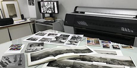 A fotografia e o tratamento de imagens para impressões contemporâneas bilhetes