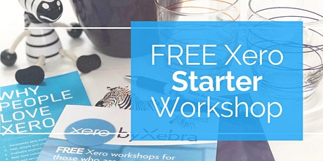 FREE Xero Starter Workshop - Getting to grips with Xero tickets