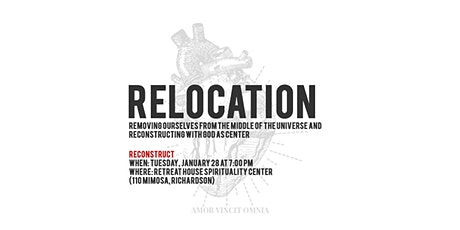 Reconstruct: Relocating tickets