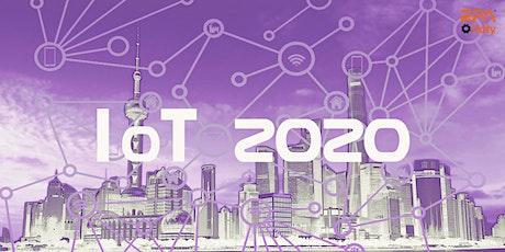Congresso Nazionale sull' Internet Of Things (IoT 2020) biglietti