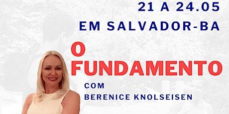 O Fundamento em Salvador ingressos
