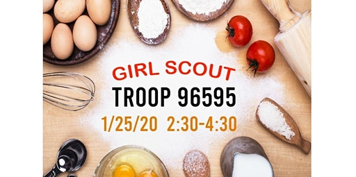 PRIVATE EVENT: Girl Scout troop 96595 (01-25-2020 starts at 2:30 PM)