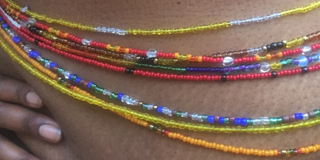 "Mindfulness Healing Art Workshop ""Waist Beads"" tickets"