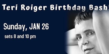 Teri Roiger Birthday Show!  (Late Show) tickets