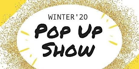 Winter'20 Pop-Up Show tickets
