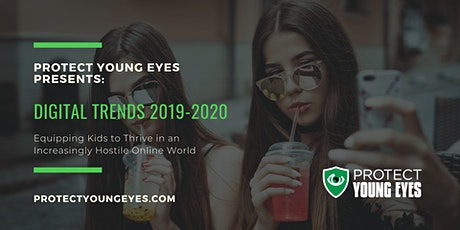 Trinity Lutheran School-Monitor: Digital Trends 2019-2020 with Protect Young Eyes tickets